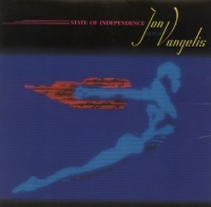 State of Independence - Image: Jon & Vangelis State of Independence 1984 single cover