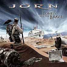 Jorn Lonely Are The Brave.jpg