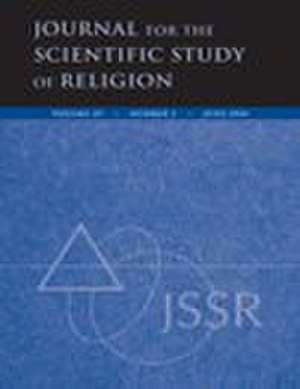 Journal for the Scientific Study of Religion - Image: Journal for the Scientific Study of Religion