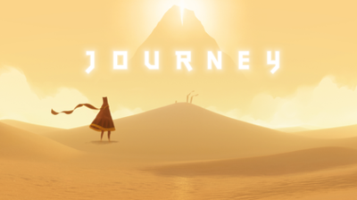 Picture of a game: Journey
