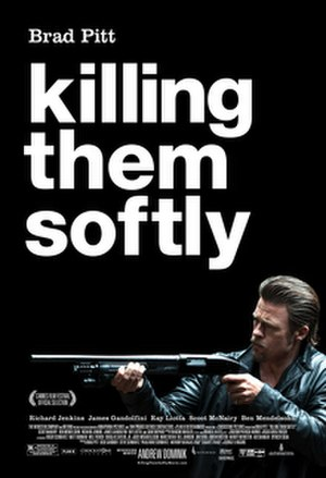 Killing Them Softly - Theatrical release poster