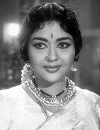 Krishna Kumari (actress) - Wikipedia