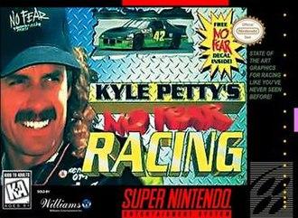 Kyle Petty's No Fear Racing - Kyle Petty's No Fear Racing