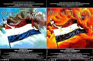 <i>La Révolution française</i> (film) 1989 film directed by Robert Enrico and Richard T. Heffron