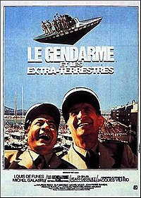 The Gendarme and the Extra-Terrestrials
