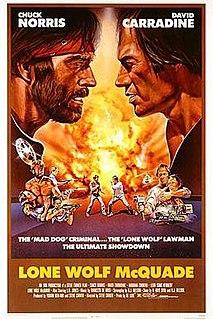 <i>Lone Wolf McQuade</i> 1983 film by Steve Carver