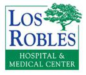 Los Robles Hospital & Medical Center - Image: Los Robles Hospital & Medical Center logo