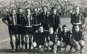 A.S. Lucchese Libertas 1905 - An early Lucchese squad picture.