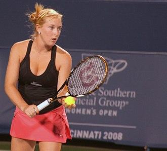 Madison Brengle - Brengle in 2008