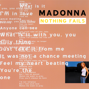 Nothing Fails - Image: Madonna Nothing Fails