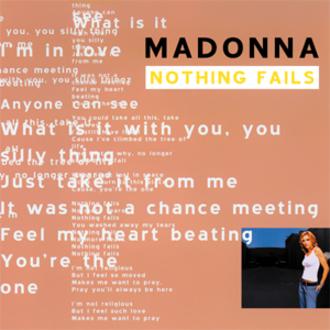 Nothing Fails - Image: Madonna Nothing Fails