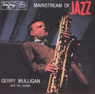 Mainstream of Jazz - Image: Mainstream of Jazz