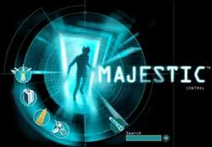 Majestic (video game) - Image: Majestic logo