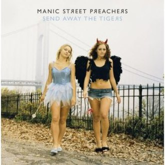 Send Away the Tigers - Image: Manic Street Preachers Send Away the Tigers