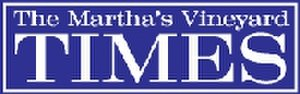 The Martha's Vineyard Times - Image: Martha's vineyard times logo