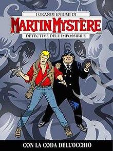 martin mystère wikipedia