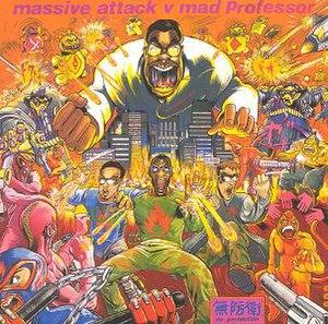 No Protection (Massive Attack album) - Image: Massive Attack No Protection