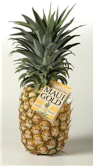 Maui Land & Pineapple Company - Maui Gold Pineapple