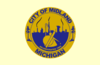 Flag of Midland, Michigan