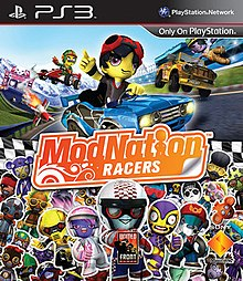 ModNation Racers - Wikipedia