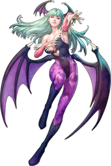morrigan aensland   wikipedia