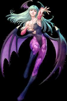 モリガン・アーンスランド | Morrigan  Aensland Mugen Character Download