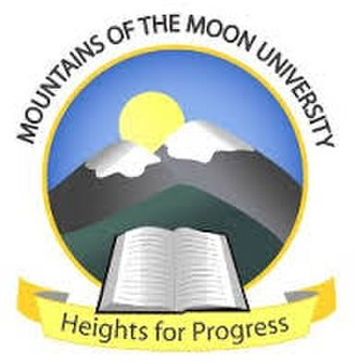 Mountains of the Moon University - Image: Mountains of the Moon University logo
