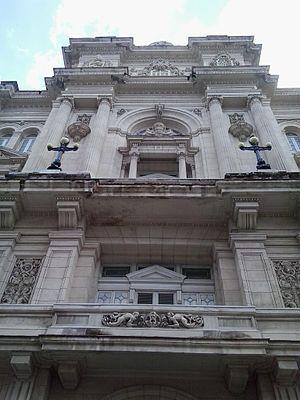 Museo Nacional de Bellas Artes de La Habana - Image: Museo Nacional de Bellas Artes de La Habana Facade