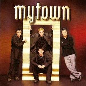 Mytown (album) - Image: Mytownaustraliancove r