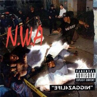 Niggaz4Life - Image: NWA Efil