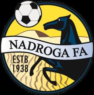 Nadroga F.C. - Image: Nadroga FC Logo
