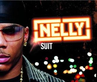 Suit (album) - Image: Nelly Suit CD cover