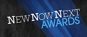 NewNowNext Awards - Logo 2008