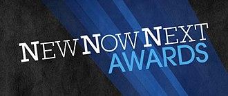 NewNowNext Awards - Logo 2008