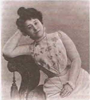 Nina Pávlovna Annenkova-Bernár - Image: Nina Pávlovna Annenkova Bernár died 1933