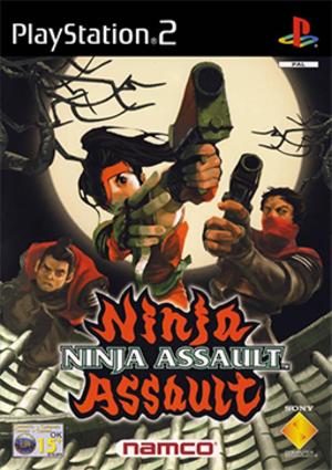 Ninja Assault - Image: Ninja Assault Coverart