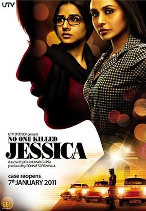 No One Killed Jessica - Theatrical release poster