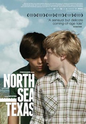 North Sea Texas - Theatrical release poster