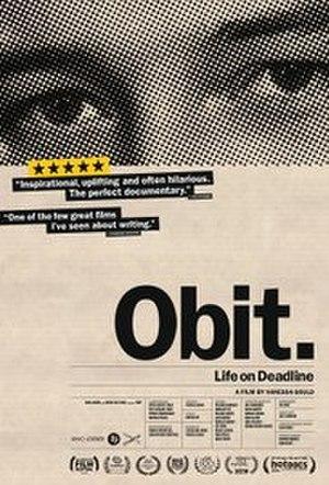 Obit (film) - Image: Obit.film.2016
