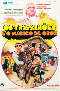<i>Os Trapalhões e o Mágico de Oróz</i> 1984 film by Dedé Santana