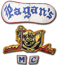 pagans motorcycle club logopng