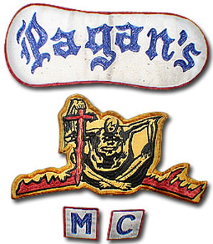 Pagan's Motorcycle Club - Image: Pagan's Motorcycle Club logo
