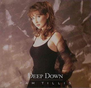 Deep Down (song) 1995 single by Pam Tillis