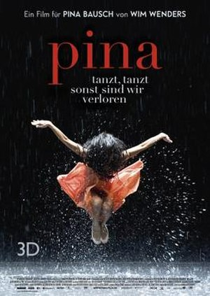 Pina (film) - Image: Pina film