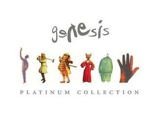 <i>Platinum Collection</i> (Genesis album) 2004 box set by Genesis