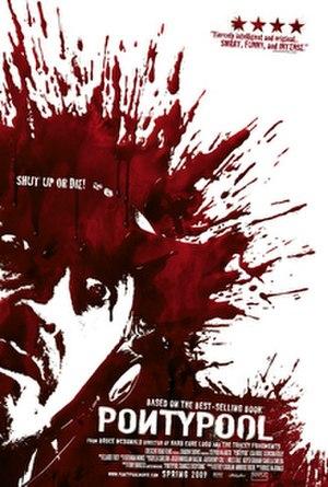 Pontypool (film) - Promotional film poster