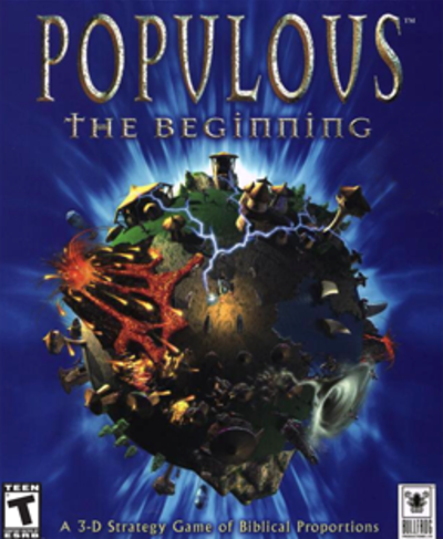 Picture of a game: Populous: The Beginning