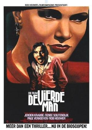 The Fourth Man (1983 film) - Original film poster