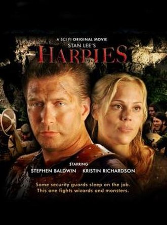Harpies (film) - Image: Poster of the movie The Harpy