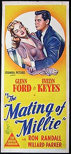 <i>The Mating of Millie</i> 1948 film by Henry Levin